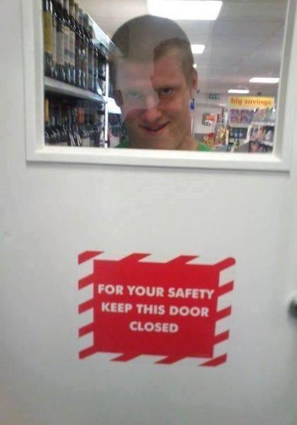 Keep-this-door-closed