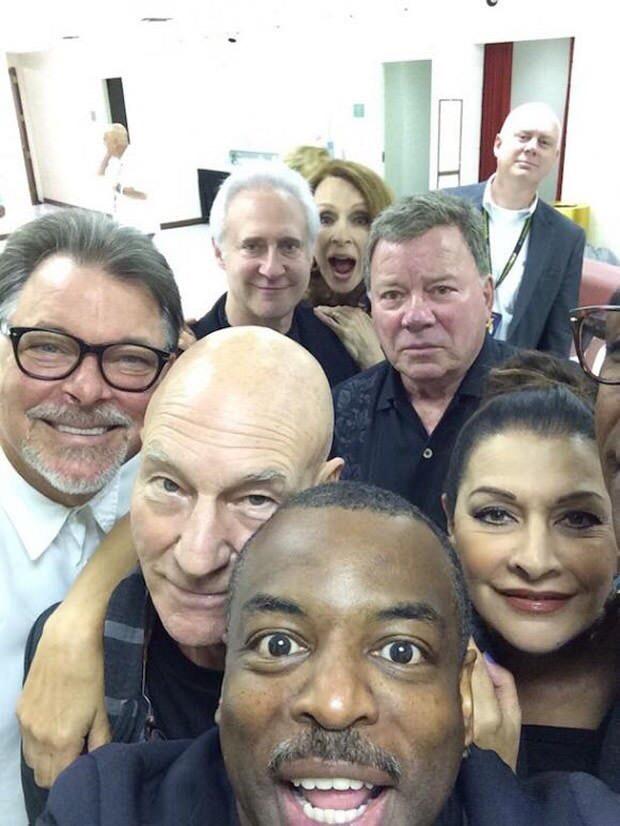 Star Trek Epic Selfie – JmanX com – Internet Hoarder
