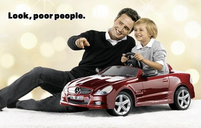 Look-poor-people