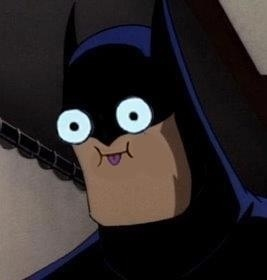 Derpy Batman