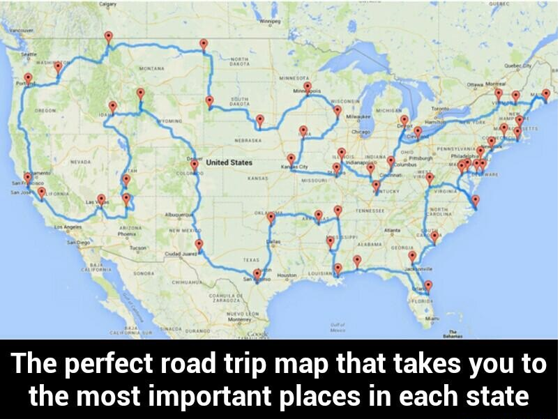 the-perfect-road-trip-map