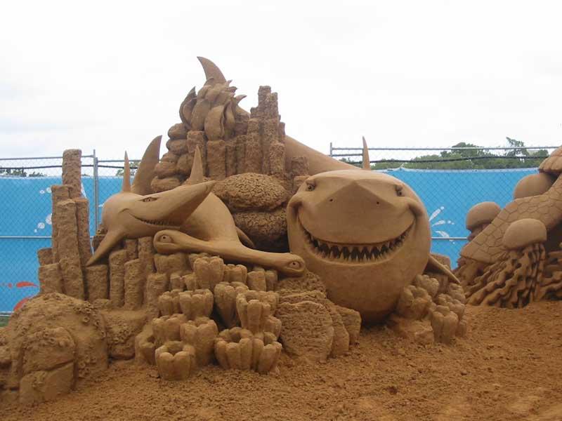 SandCastles-NemoSharks